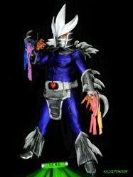Knightmage-Shredder
