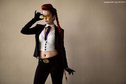 Monika Lee - Crimson Viper
