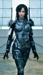 Angela Bermudez-Commander Sheppard