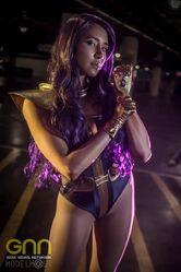 Milynn Sarley - Thanos