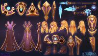 Jaina - Master cosplay 2