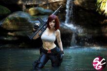 Eve Beauregard - Black Widow