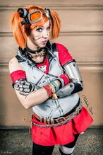 Melody Rose - Gaige - Borderlands