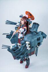 Usagi Cos - Yamamoto - Battleship
