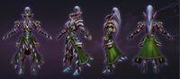 Tyrande - Warden cosplay
