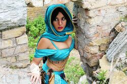 Lisa Lou-Princess Jasmine