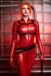 Zyunka Muhina - Red Fury