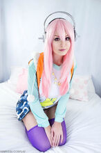 Tayla Barter - Super Sonico