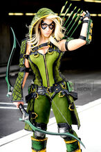 DeAnna Davis - Green Arrow