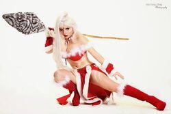 Luna Lanie - Snow Bunny Nidalee
