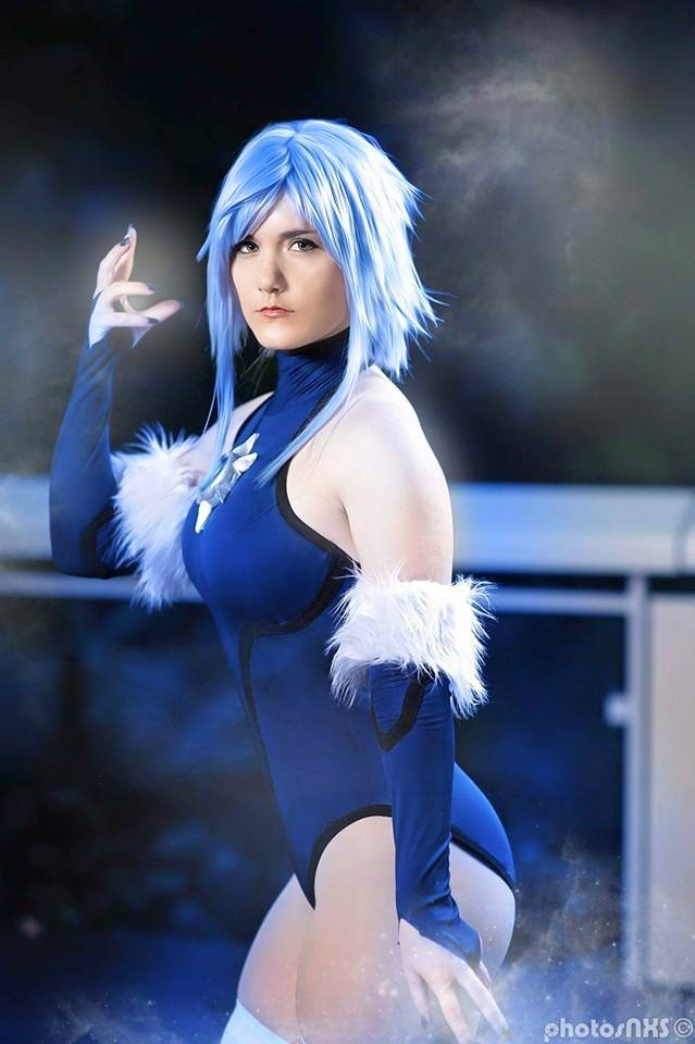 Killer Frost Injustice Cosplay