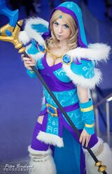 Merowpix-Crystal Maiden