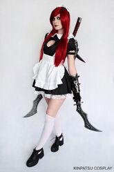 Tayla Barter - Katarina - Maid