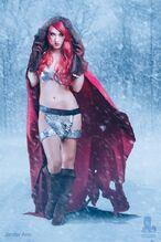Jennifer Ann - Red Sonja