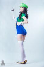 Jennifer Ann - Luigi