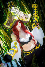 Melody Rose - Miss Fortune 3