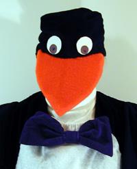 Penguin-head