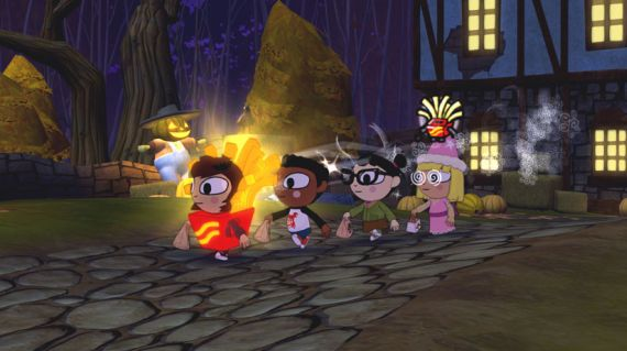 File:Level 5 - Costume Quest (French Fries).jpg