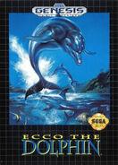 SEGA Genesis Classics Ecco The Dolphin RIP-Unleashed