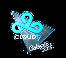ESL One Cologne 2015 - Naklejki turniejowe