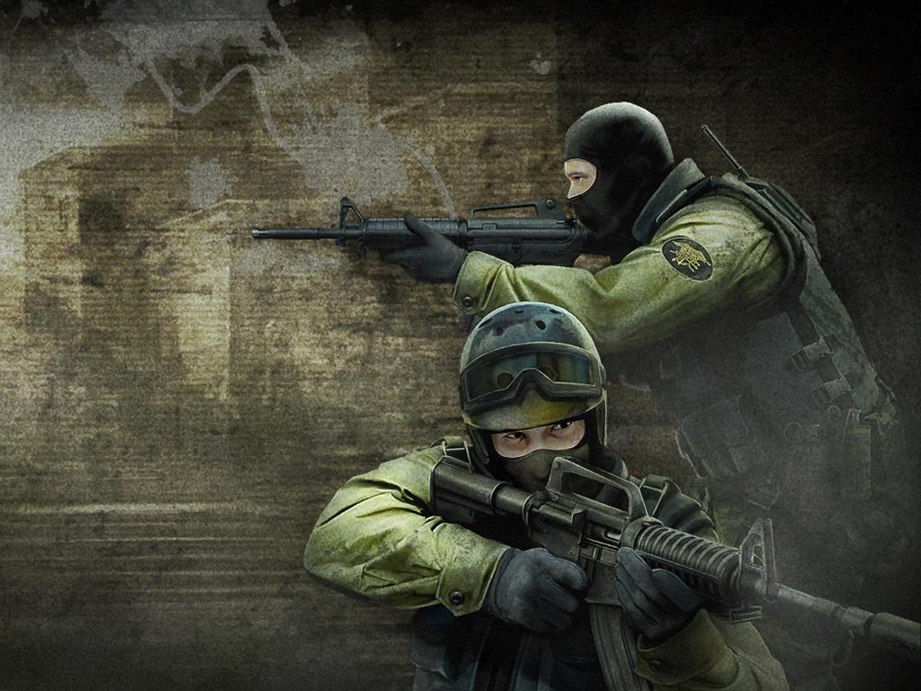 Counter strike 1.6 Gameplay de dust 2 - YouTube |Counter Strike