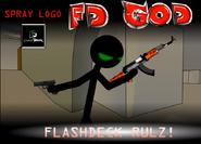 FD GOD in DE aztec