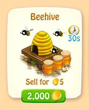 BeehiveButton