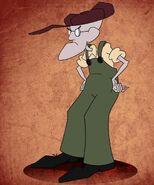 Mr Eustace Bagge