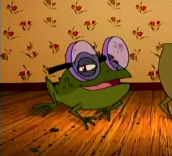 File:Frog with glasses.png