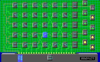 Screenshot CarTrace MiniGame