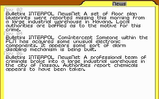 Document NewsBulletins