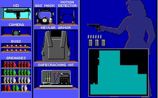 Screencap GearSelection