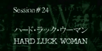 Hard Luck Woman