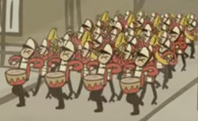 New Orleans Marching Bands
