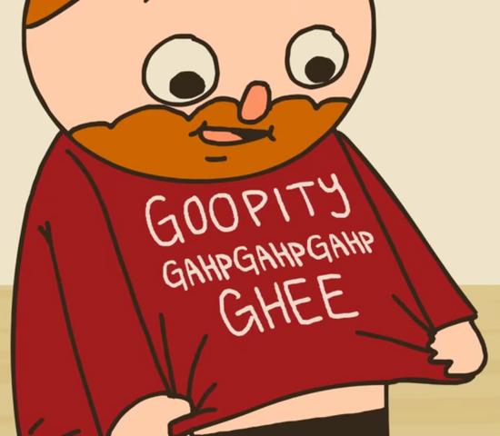 File:Goopity Gahp Gahp Gahp Ghee Shirt.png