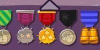 Beginner Medals