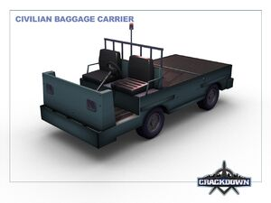 Civilian Baggage Carrier