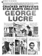 Cracked Interviews Star Warts Creator George Lucre