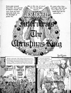 Cracked Interviews the Christmas King