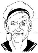 Face-Popeye