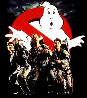 Ghostbusters poster-image