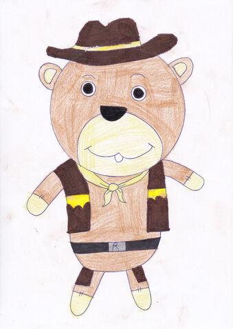File:Cowboy teddy bear.jpg