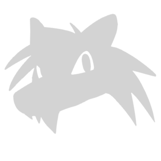 Sonic-like logo for Paws' first V.5 redesign.