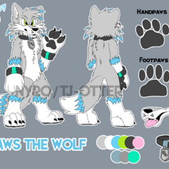 Reference for Paws' current design.