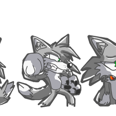 V.3 Paws Sonic Battle sprites by SonicKnucklesFan92 (or <a rel=