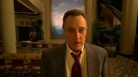 Attack On Christopher Walken