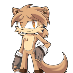 Theta's design before he was owned by Nyro (drawn by SA3).