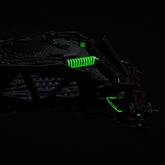 Aquila Audax's bumper rendered image