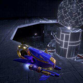 Cicuma Pulsatrix Screenshot while in game