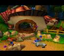 Casa di Crash (Isola N. Sanity)